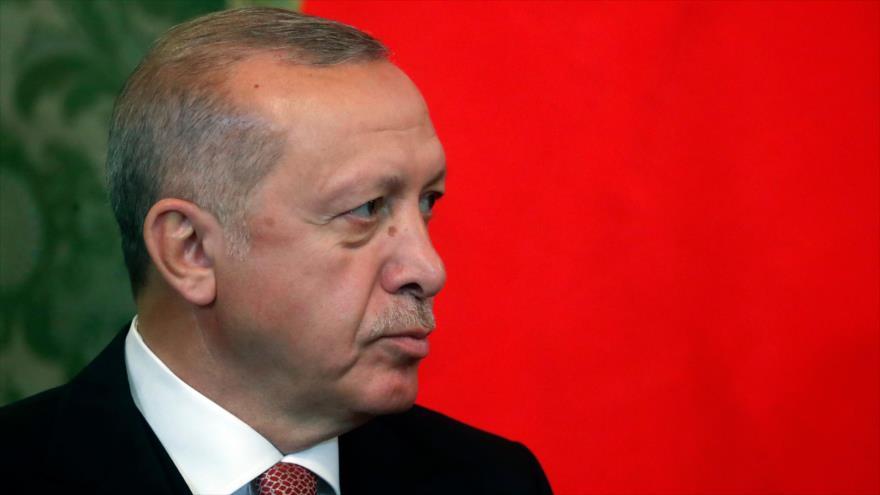 Erdogan promete seguir revelando crímenes israelíes en Palestina | HISPANTV