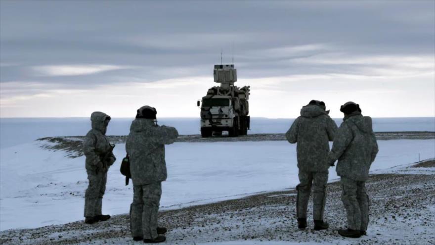 'EEUU, Rusia y China rivalizan por el control del Ártico' | HISPANTV