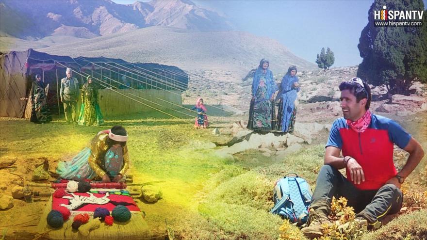 Trotamundos de Irán: Aalijoogh
