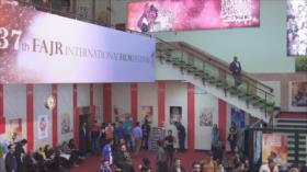 Irán: El festival internacional de cine Fayr