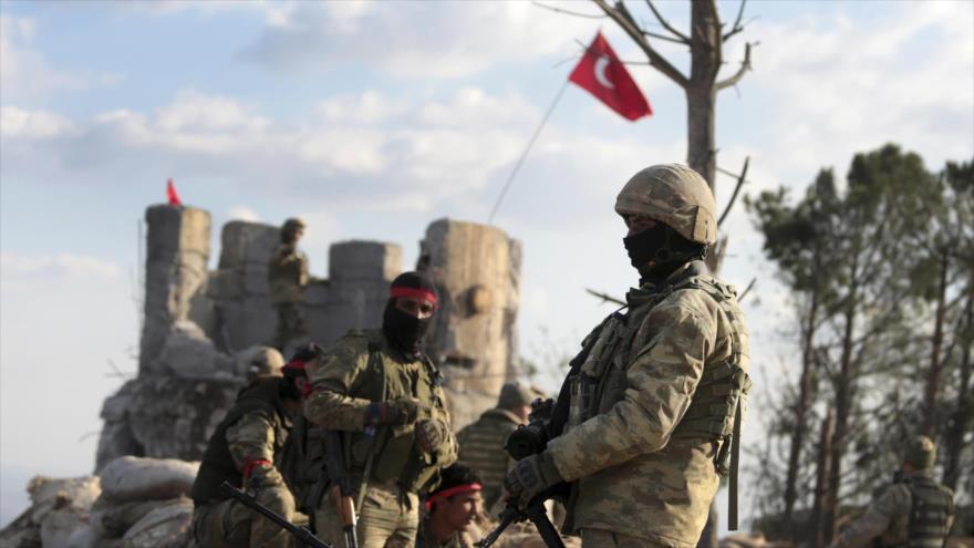 Turquía: Planeamos con Rusia atacar a las FDS, apoyadas por EEUU | HISPANTV