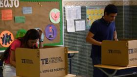 Panameños acuden a urnas para elegir a su próximo presidente