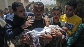 """Irán condena enérgicamente """"brutales"""" agresiones de Israel a Gaza"""