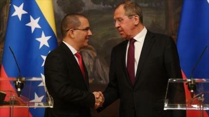 Rusia vuelve a rechazar uso de la fuerza contra Venezuela