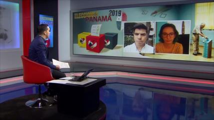 Programa de HispanTV sobre las elecciones presidenciales en Panamá