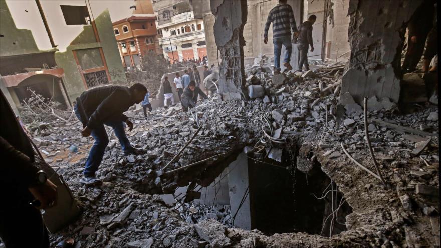 Israel y Palestina acuerdan una tregua en Gaza