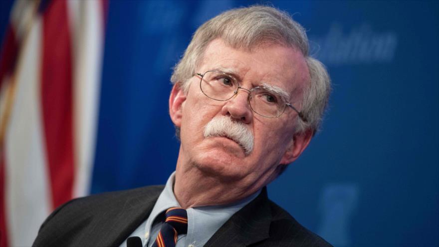 El asesor de Seguridad Nacional de EE.UU., John Bolton, Washington (capital), 13 de diciembre de 2018. (Foto: AFP)