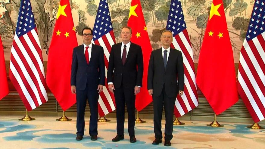Diálogos EEUU-China, bajo sombra de nuevos aranceles de Trump