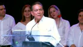 Panameños conocen a su presidente tras extensa jornada electoral