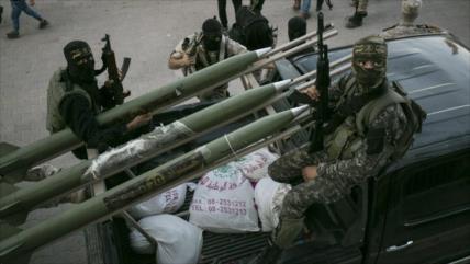 Vídeo: Yihad Islámica Palestina emplea nuevo misil contra Israel