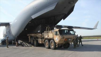 EEUU despliega por primera vez sistema THAAD en Rumanía