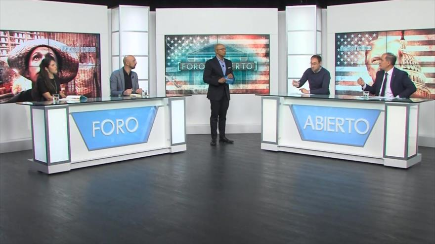 Foro Abierto: Estados Unidos; el reforzamiento de la frontera con México