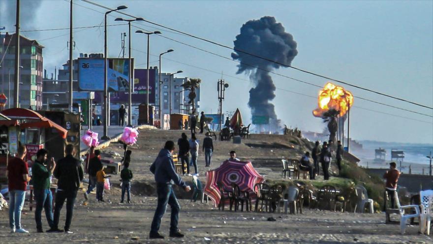 OLP: Ataques de Israel contra Gaza son 'criminales y reprensibles' | HISPANTV
