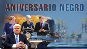 Detrás de la Razón; Alarma: EEUU envía bombarderos y portaviones nuclear a Irán ¿quién ganaría en una guerra?