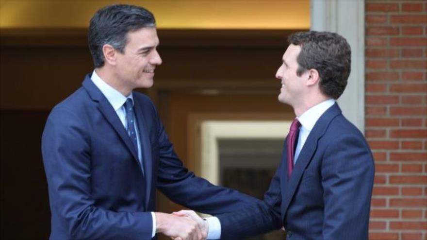 Casado a Sánchez: No vamos a apoyar la investidura