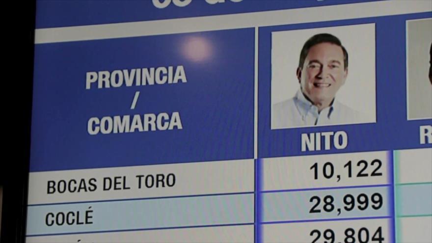 Concluyen elecciones generales de Panamá
