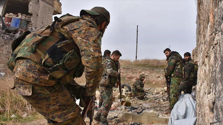 Siria lanza gran ofensiva contra último bastión terrorista en Idlib   HISPANTV