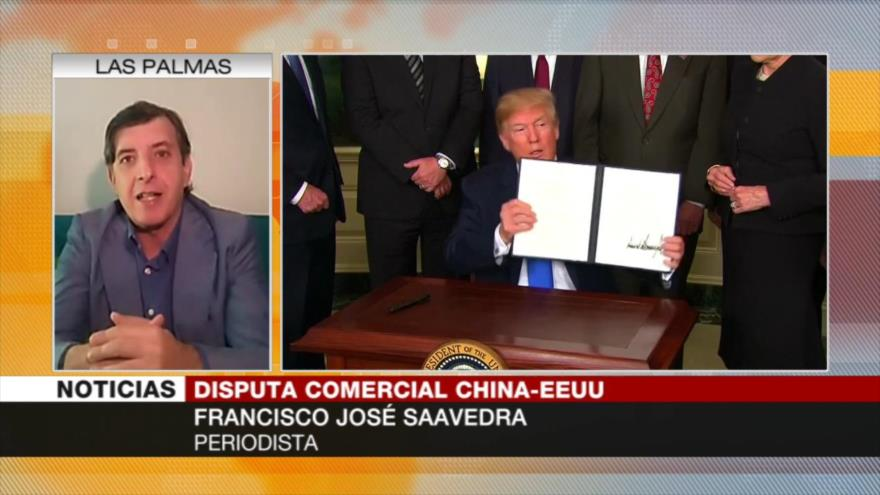 """""""Filosofía negociadora de Trump socava diálogos EEUU-China"""""""