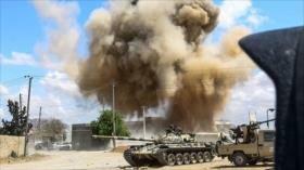 ONU investiga implicación de Emiratos en ataques contra Trípoli