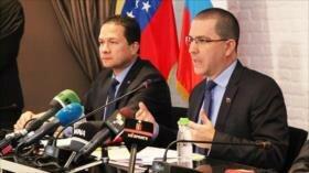Arreaza: Venezuela debe aprender de Irán cómo enfrentar sanciones