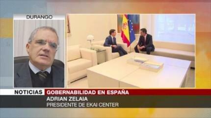 Zelaia: Ciudadanos no apoyará la investidura de Sánchez