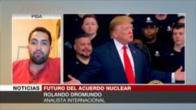 Dromundo: EEUU no pudo destruir el acuerdo nuclear como deseaba