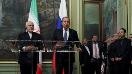 Zarif condiciona vigencia del acuerdo nuclear a que Europa actúe