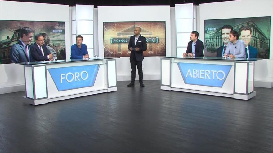 Foro Abierto; España: la primera ronda de contactos del nuevo período de Sánchez