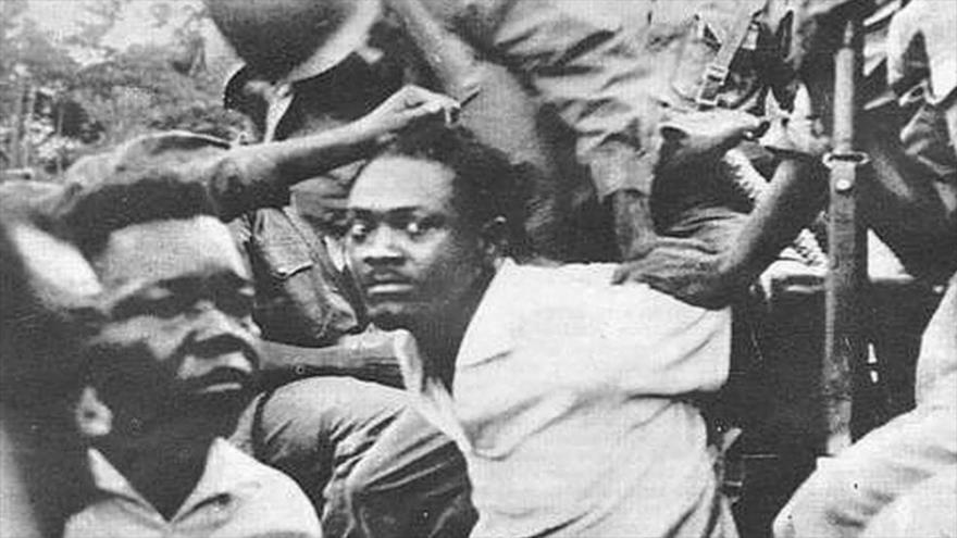 Fotos que sacuden al mundo: Líder de la independencia congoleña, Patrice Lumumba, en ácido sulfúrico