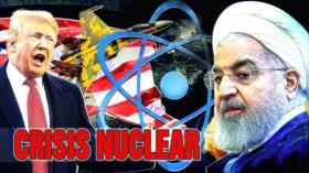 Detrás de la Razón: Irán da ultimátum a las potencias del mundo, Europa atrapada por Trump