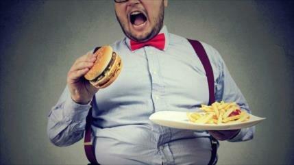 Personas con exceso de peso perciben menos el sabor de alimentos