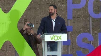 Excargos de Vox piden investigar la financiación del partido