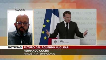 Cocho: La tensión entre Europa y EEUU aumentará por Irán