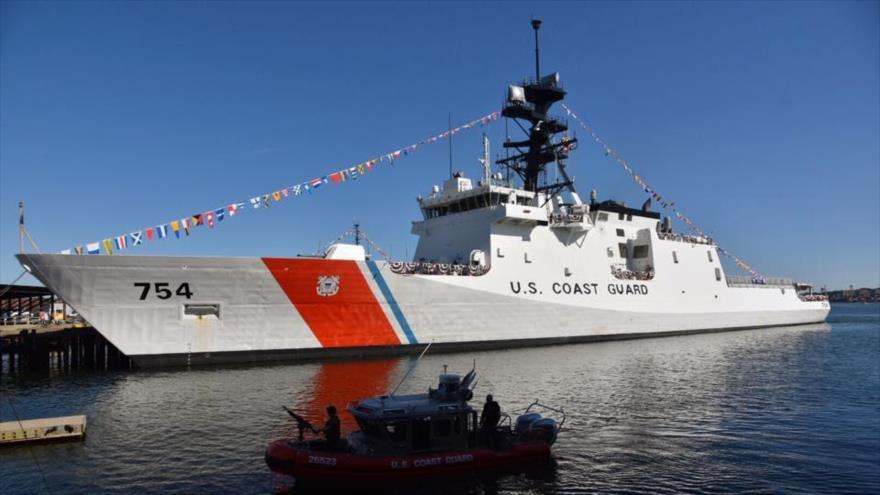 Venezuela expulsa a un buque de Estados Unidos de sus aguas | HISPANTV