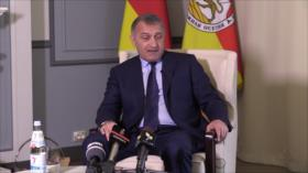 Presidente de Osetia del Sur da importancia a lazos ruso-iraníes