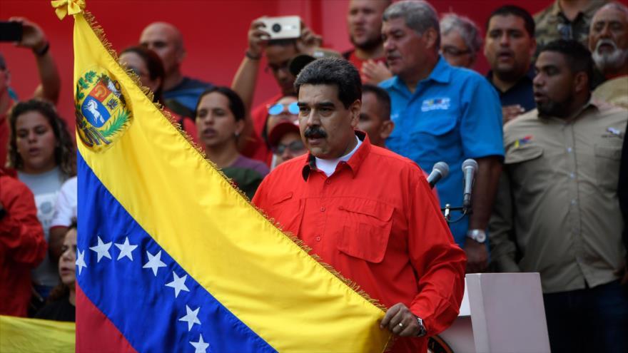 Maduro: Exdirector de Sebin articuló el golpe del 30 de abril