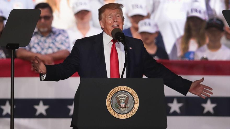 Trump: Tarifas a China traerán mucha más riqueza a EEUU que pactos | HISPANTV