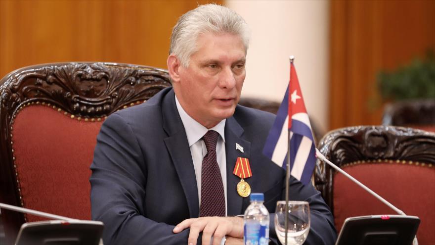 Díaz-Canel: Presiones del frente imperialista no intimidarán a Cuba | HISPANTV