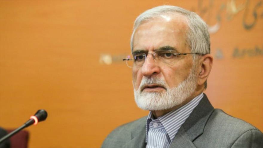 El presidente del Consejo Estratégico de Relaciones Exteriores de Irán, seyedKamal Jarazi.