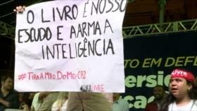 La cruzada ideológica de Bolsonaro golpea la educación en Brasil