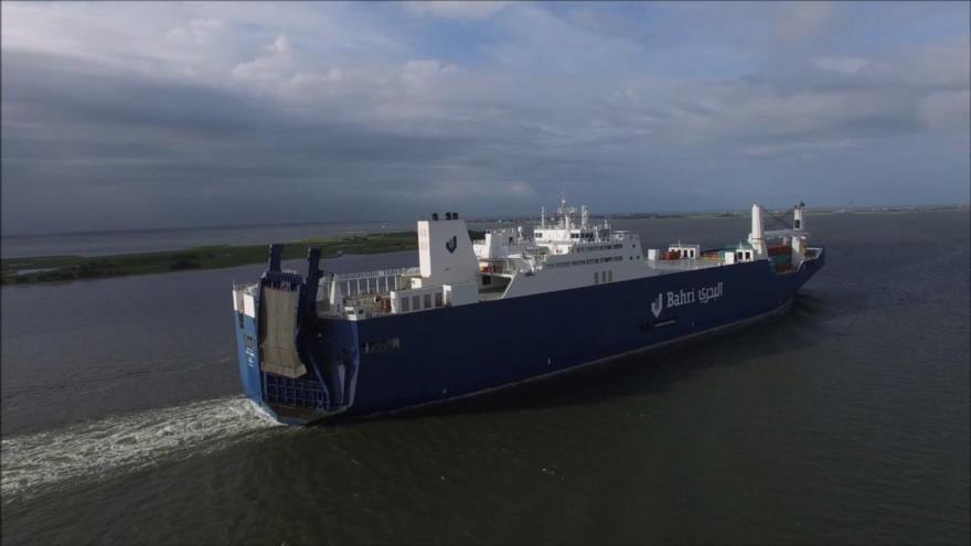 Informe: Barco saudí sí abandona Francia con cargamento de armas | HISPANTV