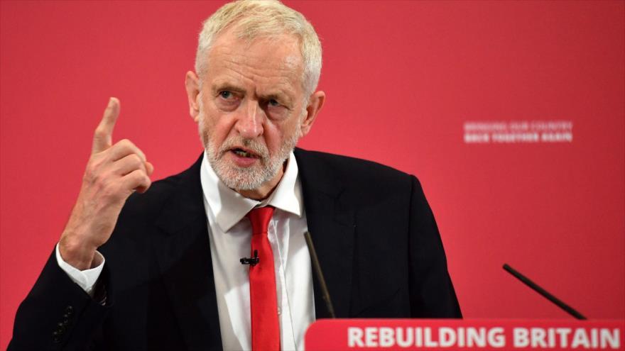 Oposición británica apoya a Palestina y denuncia crímenes de Israel | HISPANTV