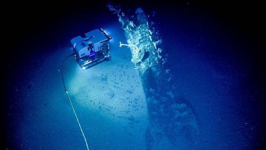 Científicos encuentran huellas de ensayos nucleares en el fondo oceánico.