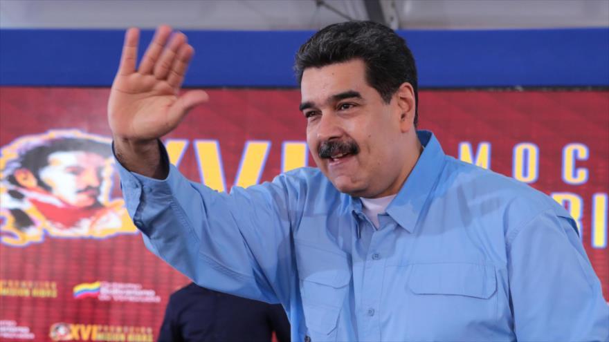 Maduro: EEUU pretende acabar con la Revolución Bolivariana | HISPANTV