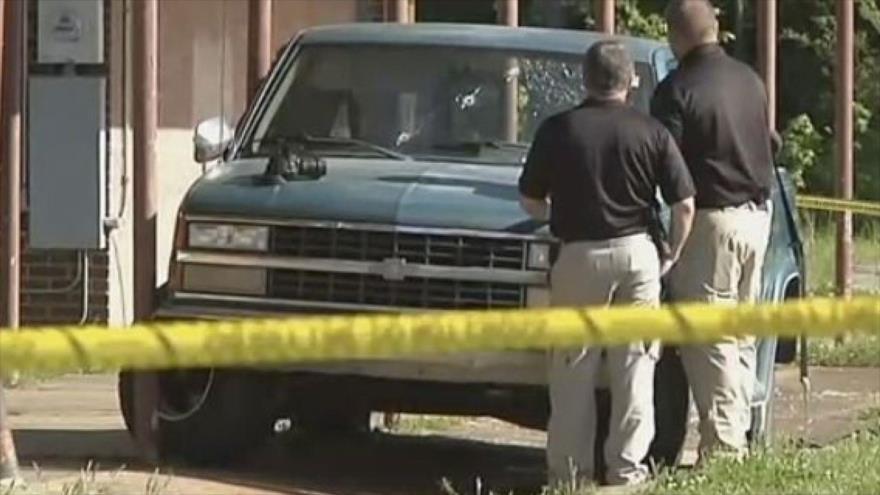 Demandan a Policía de EEUU por herir de bala a tres niños pequeños | HISPANTV