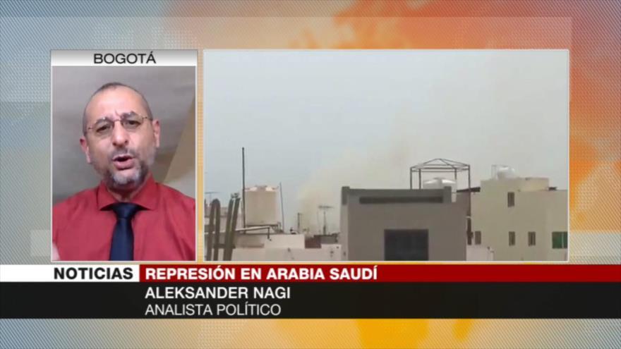 Aleksander Nagi: La ONU está feliz con crímenes de Arabia Saudí