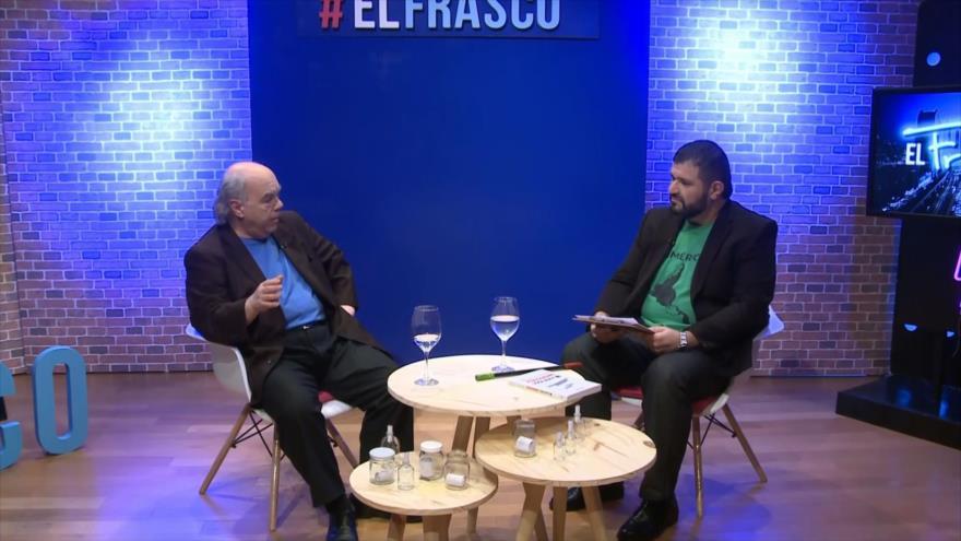 El Frasco, medios sin cura; Venezuela: ¡Mercenarios al ataque!