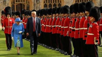 Alcalde de Londres: Trump no es digno de una recepción real