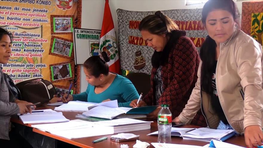 La lucha por salvar 48 lenguas nativas de los indígenas en Perú