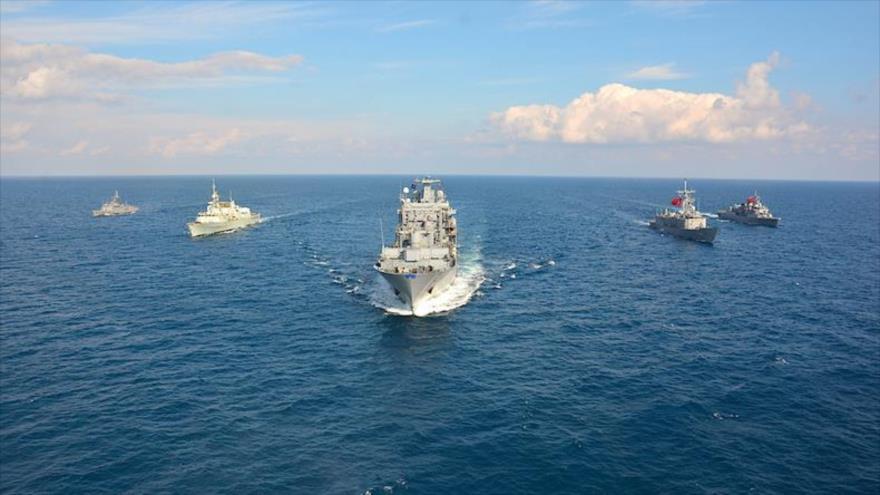 Turquía: OTAN no debe usar puertos en las islas del este del Egeo | HISPANTV